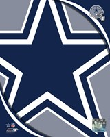 Dallas Cowboys 2011 Logo Fine-Art Print