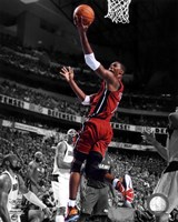 Chris Bosh Game 3 of the 2011 NBA Finals Spotlight Action Fine-Art Print