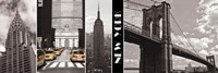 A Glimpse of NY Fine-Art Print