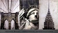 Monumental Infrastructures Fine-Art Print