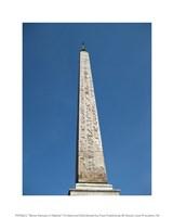 Rome Ramses II Obelisk Fine-Art Print