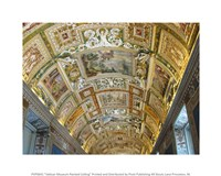 Vatican Museum Painted Ceiling Fine-Art Print