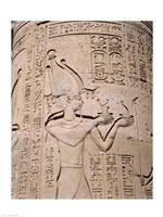 Kom Ombo Temple, Kom Ombo, Egypt Fine-Art Print