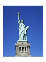 Statue of Liberty, New York City, New York, USA Fine-Art Print