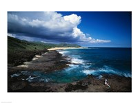 Oahu Hawaii USA Fine-Art Print