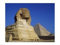 Great Sphinx, Giza, Egypt Fine-Art Print