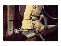 Cowboy boot Fine-Art Print