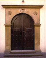 Prague Door II Fine-Art Print
