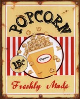 Popcorn Freshly Made Fine-Art Print