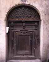 Prague Door IV Fine-Art Print
