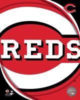 2011 Cincinatti Reds Team Logo Fine-Art Print