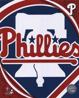 2011 Philadelphia Phillies Team Logo Fine-Art Print