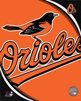 2011 Baltimore Orioles Team Logo Fine-Art Print