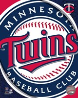 2011 Minnesota Twins Team Logo Fine-Art Print