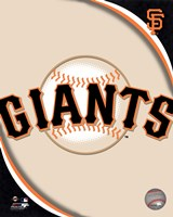 2011 San Francisco Giants Team Logo Fine-Art Print