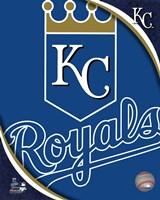 2011 Kansas City Royals Team Logo Fine-Art Print
