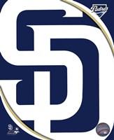 2011 San Diego Padres Team Logo Fine-Art Print