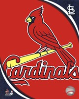 2011 St. Louis Cardinals Team Logo Fine-Art Print