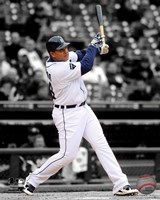 Miguel Cabrera 2011 Spotlight Action Fine-Art Print