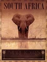 South Africa Fine-Art Print