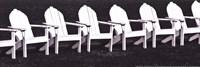 Block Island Chairs I Fine-Art Print