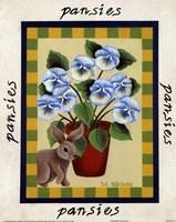 American Flowers I Fine-Art Print