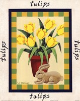 American Flowers III Fine-Art Print