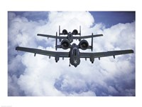 Fairchild A-10 Thunderfird Anti-Tank Bombers Fine-Art Print