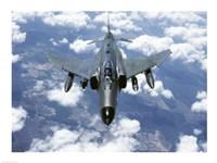 McDonnell Douglas  F-4E Phantom II  Jet Fighter Fine-Art Print