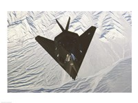 Lockheed F-117 Stealth Fighter Fine-Art Print