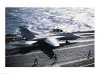 U.S. Navy F-14 Tomcat USS John F. Kennedy Fine-Art Print