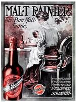 Malt Rainier Beer Fine-Art Print