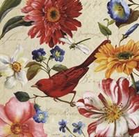 Rainbow Garden III Fine-Art Print