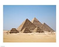 All Gizah Pyramids Fine-Art Print