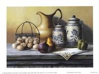 Country Kitchen I Fine-Art Print