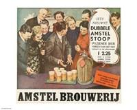 Dubbele Amstelstoop Fine-Art Print