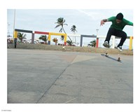 Skate Jump Fine-Art Print
