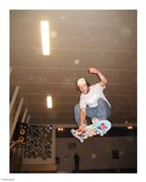 Skateboarding Trick Indy Grab Fine-Art Print