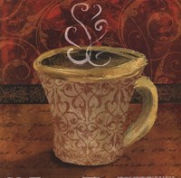 Cafe I Fine-Art Print