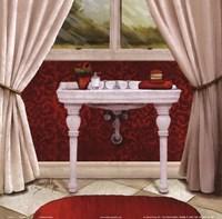 Red Bain II Fine-Art Print