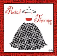 Retail Therapy Fine-Art Print