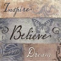 Inspiration I Fine-Art Print