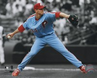 Roy Halladay 2011 Spotlight Action Fine-Art Print