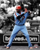 Ryan Howard 2011 Spotlight Action Fine-Art Print