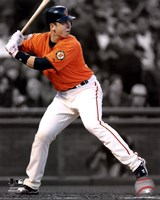 Buster Posey 2011 Spotlight Action Fine-Art Print