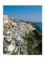 Santorini, Cyclades Islands, Greece Fine-Art Print