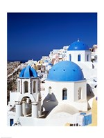 Santorini, Oia , Cyclades Islands, Greece Fine-Art Print