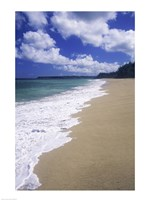 Lumahai Beach Kauai Hawaii USA Fine-Art Print