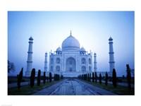 Facade of the Taj Mahal, India Fine-Art Print
