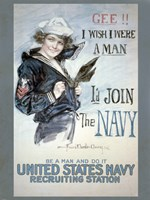 Join the Navy Fine-Art Print